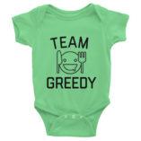 Team Greedy Onesie