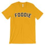 Foodie Unisex short sleeve t-shirt