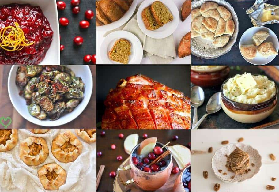 Black Food Bloggers Virtual Friendsgiving Feast
